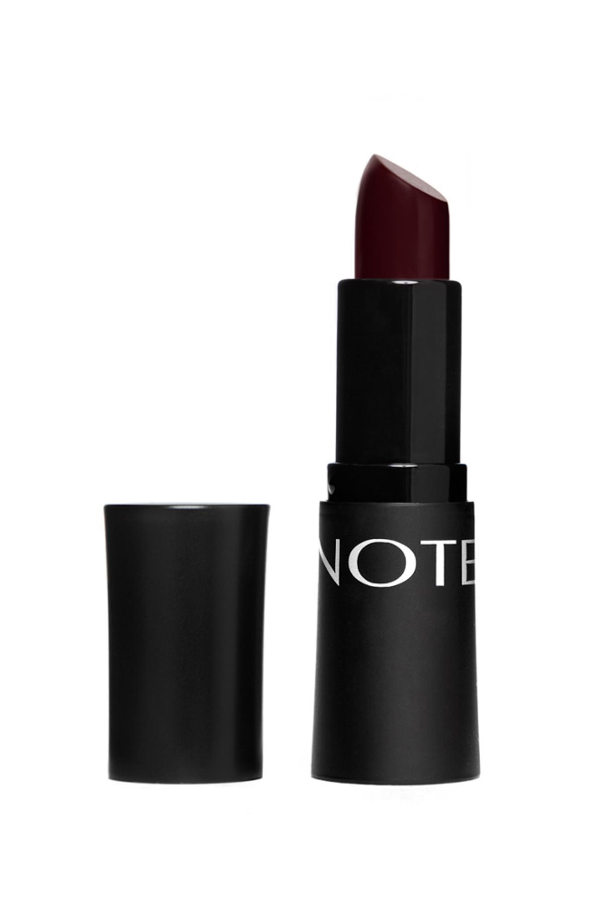 Note Mattemoist Lipstick 308 Brand Ruj