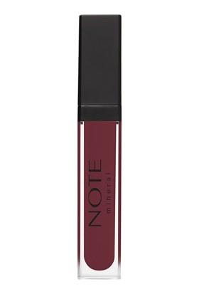 Note Mineral Lipgloss 05 Cherry Brownie Ruj