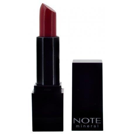 Note Mineral Semi Matte Lipstick 04 Burn Red Ruj