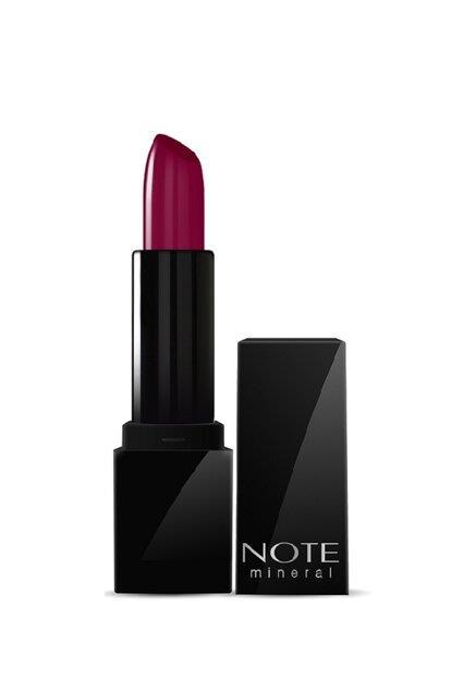Note Mineral Semi Matte Lipstick 05 Fuschia Ruj