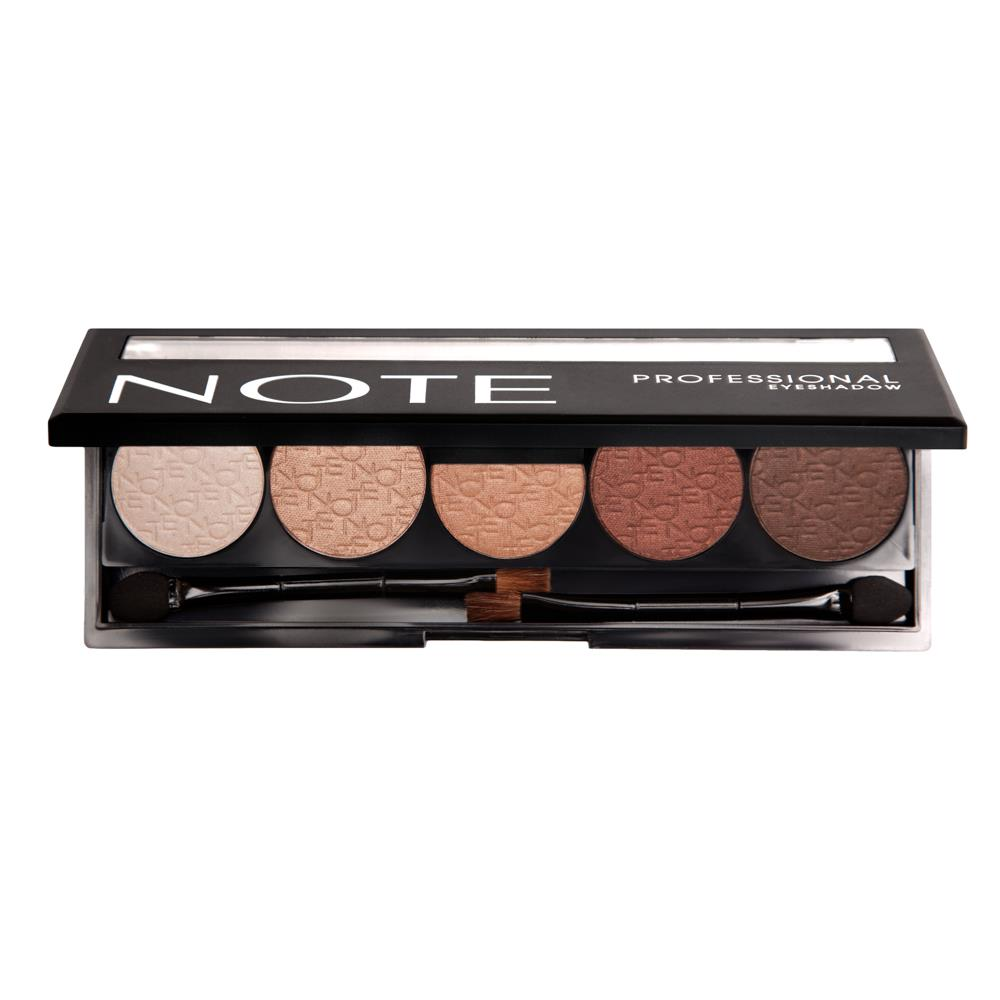 Note Professional Eyeshadow Far Paleti 104