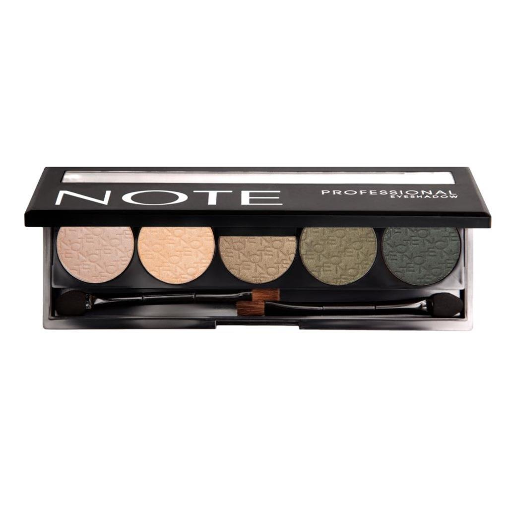 Note Professional Eyeshadow Far Paleti 103