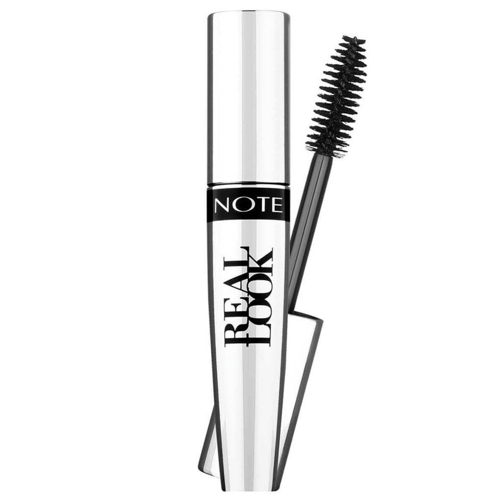 Note Real Look Mascara Siyah