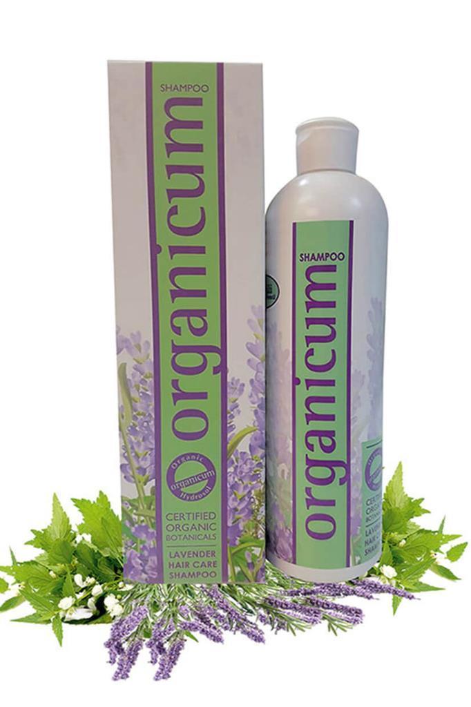 Organicum Lavanta Saç Bakım Şampuan 350 ml