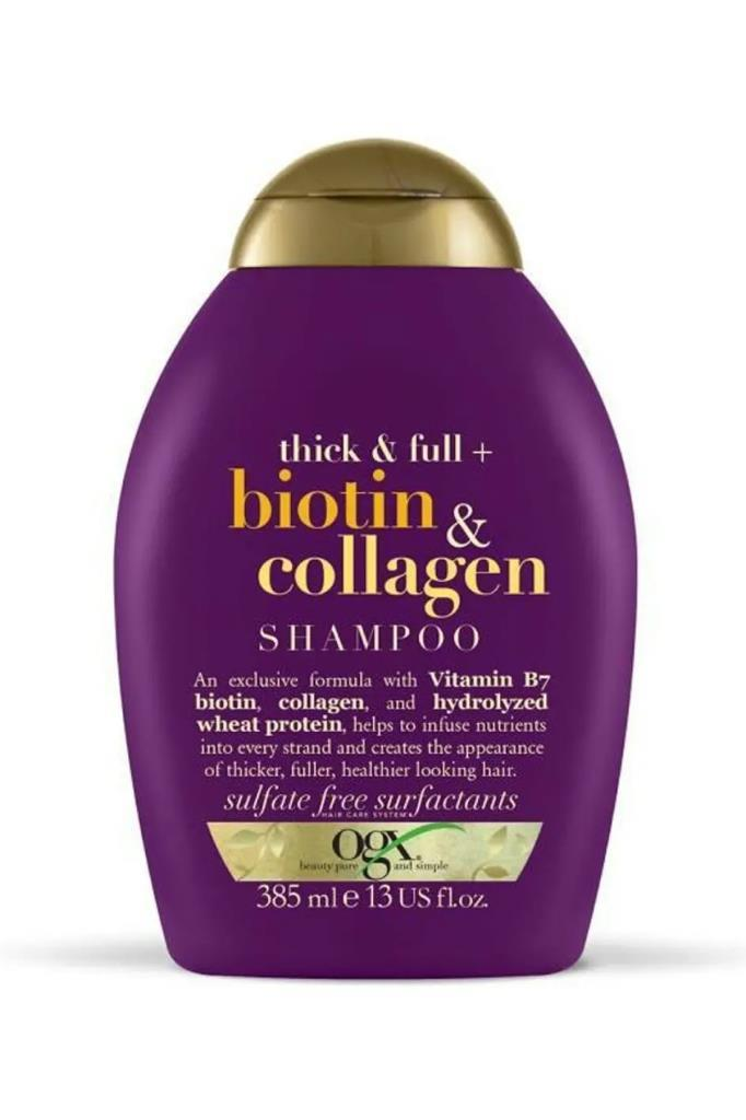 Organix Biotin & Collagen Şampuan 385 ml