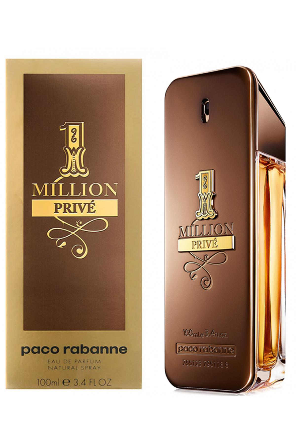 Paco Rabanne 1 Million Prive EDP 100 ml Erkek Parfüm