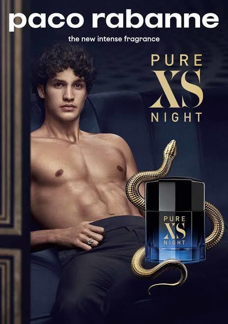 Paco Rabanne Pure XS Night EDP 100 ml Erkek Parfüm