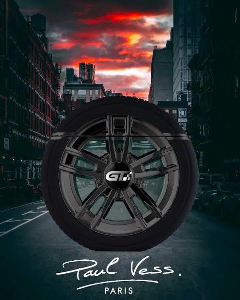 Paul Vess Gran Turismo Black EDT 100 ml Erkek Parfüm