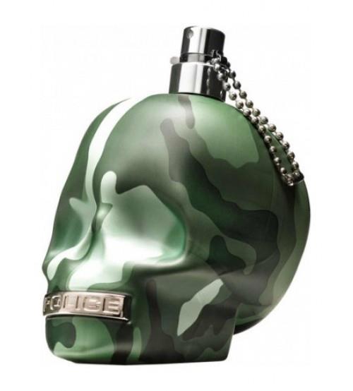 Police To Be Camouflage EDT 75 ml Erkek Parfüm