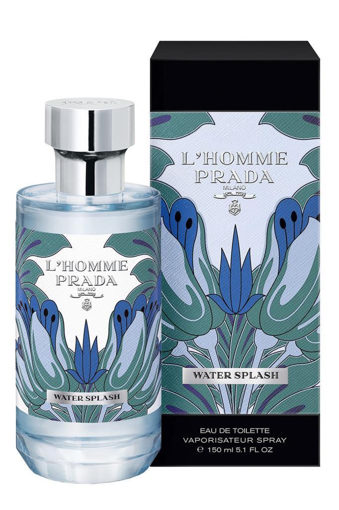 Prada L'Homme Water Splash EDT 150 ml Erkek Parfüm