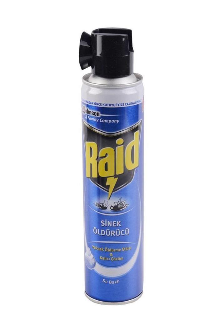 Raid Sinek Öldürücü Sprey 300 ml