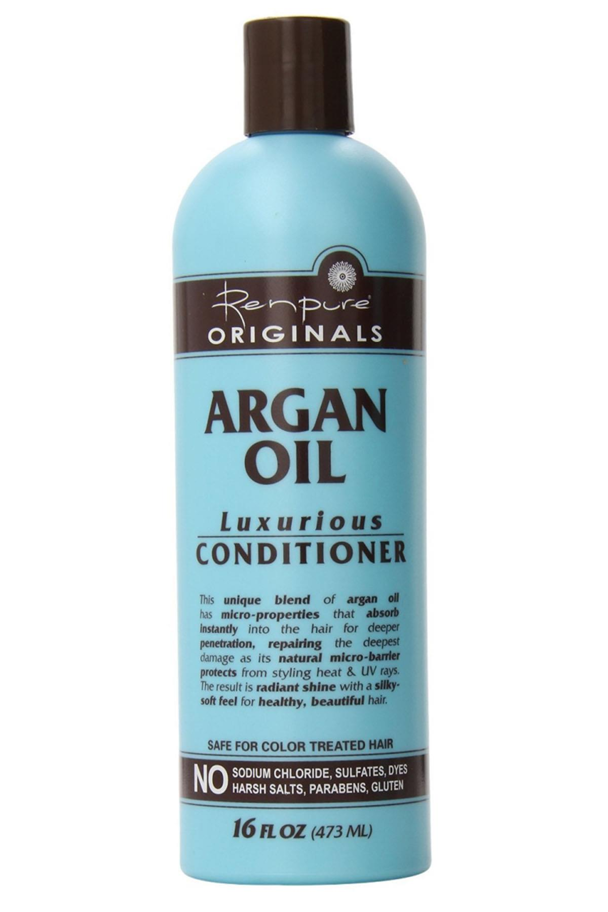Renpure Originals Argan Oil Onarıcı Saç Bakım Kremi 473 ml
