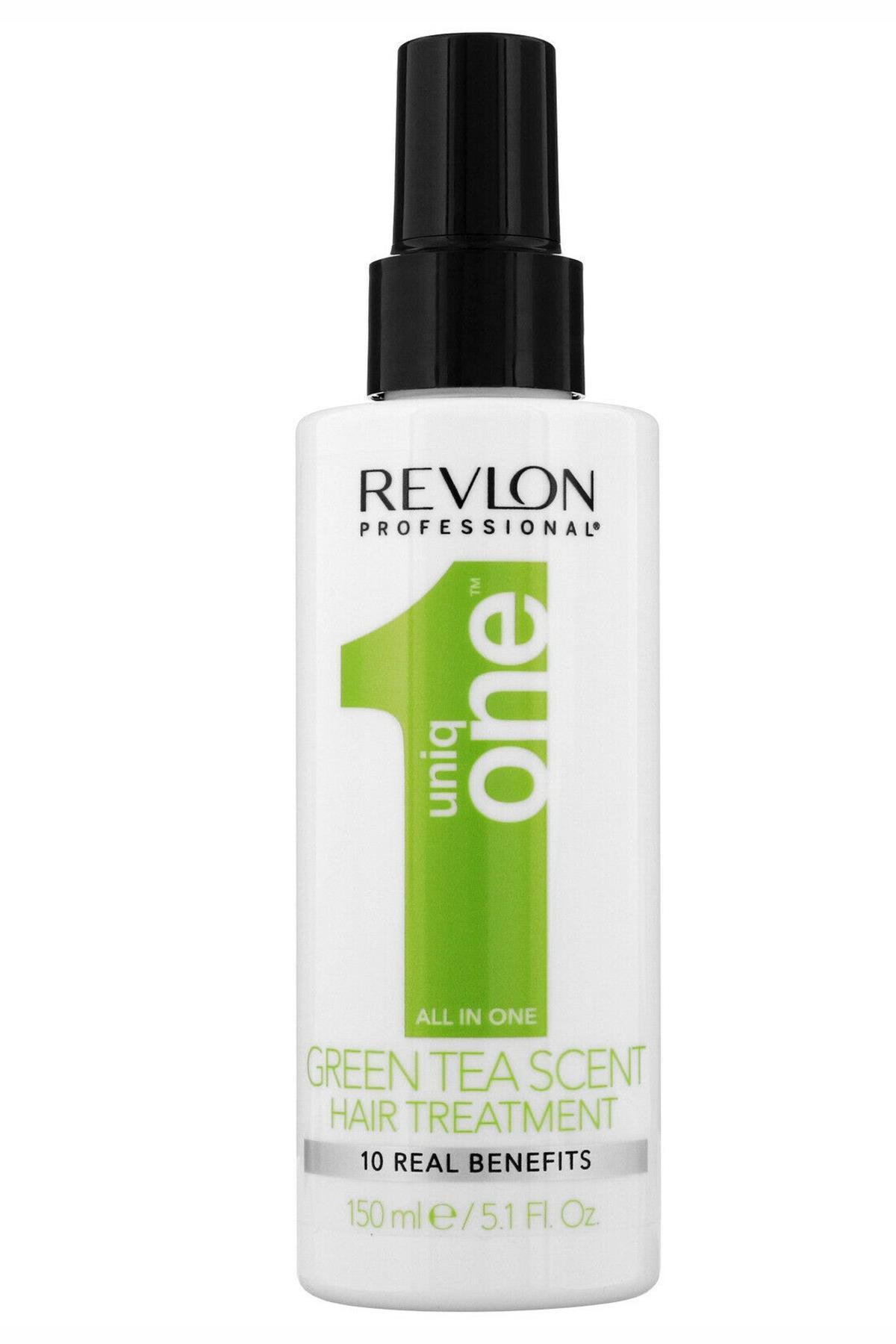 Revlon Uniq One Green Tea Yeşil Çay Saç Bakım Spreyi 150 ml