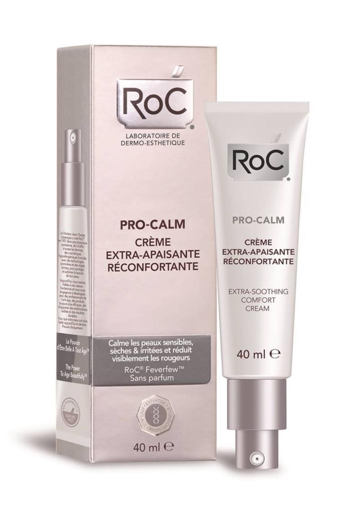 Roc Pro Calm Hassas Ciltler İçin Nemlendirici Krem 40 ml