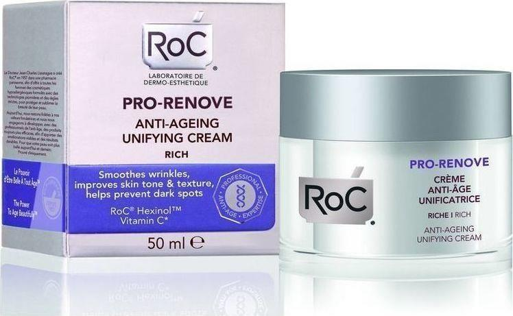 Roc Pro Renove Anti Age Yaşlanma Karşıtı Yoğun Bakım Kremi 50 ml