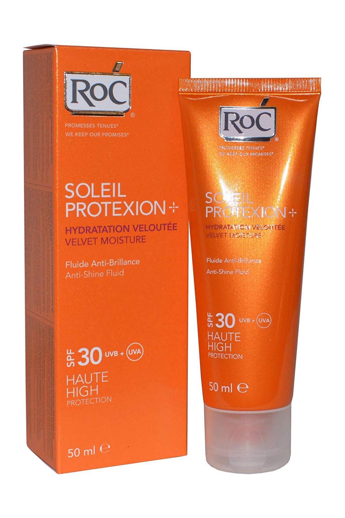 Roc Soleil Protexion Matlaştırıcı Güneş Koruyucu SPF 30 50 ml
