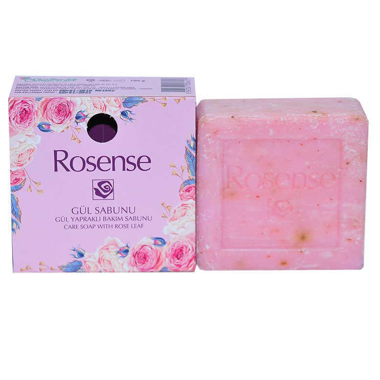 Rosense Gül Yapraklı Sabun 100 gr