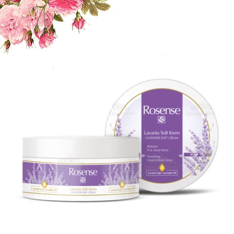 Rosense Lavanta Soft Krem 250 ml