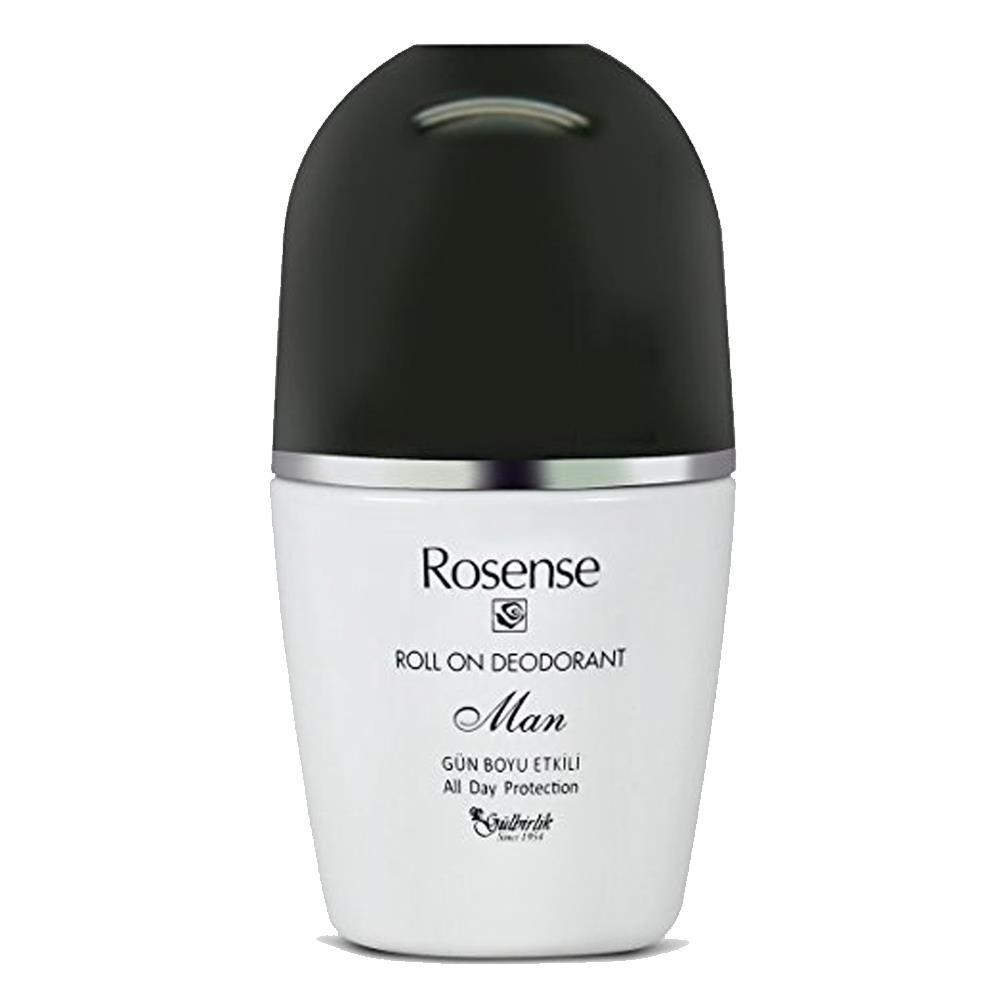 Rosense Roll On Deodorant Erkek 50 ml
