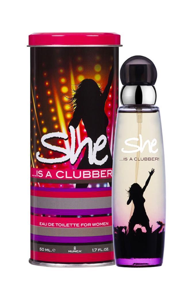 She Is A Clubber EDT 50 ml Kadın Parfüm