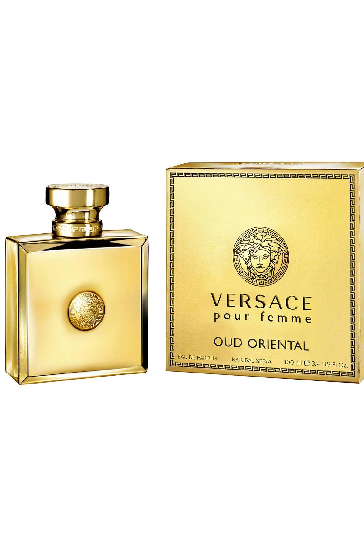 Versace Oud Oriental EDP 100 ML Kadın Parfüm